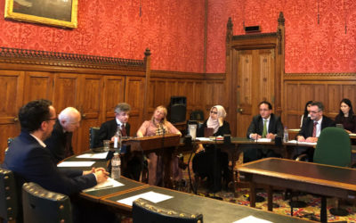 APPG for Disability holds landmark meeting on disability employment and pay gap reporting