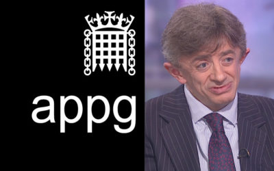 Disability@Work's proposals for national strategy presented at APPG for Disability meeting